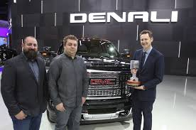 2018 Pickup Truck Of The Year Winners At Truck Trend Network