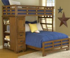 Jeromes Bunk Beds by Fancy Twin Double Bunk Bed With Twin Over Double Bunk Bed With