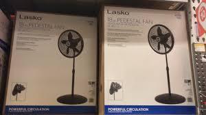 Lasko Floor Fan Home Depot by Floor Fans For Sale At Home Depot Youtube