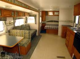 Used 2005 Fleetwood Prowler 33Z Travel Trailer RV With Bunks For Sale