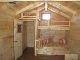10x20 Shed Plans With Loft by Nice Bunks Treehouse Pinterest Tiny Houses Cabin And House