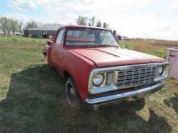 100 1975 Dodge Truck Lot 179M D100 Pickup VanderBrink Auctions