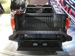 100 Tailgate Truck GMC Tailgate Offers Builtin Sound System Medium Duty Work Info