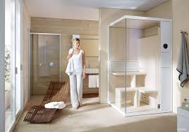 sauna im eigenen badezimmer