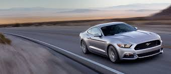 2017 Ford Mustang Sports Car