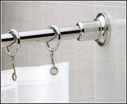 Tension Curtain Rods Kohls by Buy Zenith Shower Curtain Double Straight Tension Rod 41 72 Rods