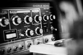 Production Black And White Yamaha Mx V Synthesizer Limitededition