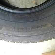100 Goodyear Wrangler Truck Tires OEM FORTITUDE HT 2756518 TIRE NEW SINGLE TIRE