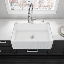 Bathroom Sinks At Menards by Kitchen Cast Iron Kitchen Sinks Farmhouse Kitchen Sinks