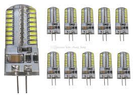 jcking 3w g4 led light 64 smd 3014 leds 220v 240v 110v 120v warm