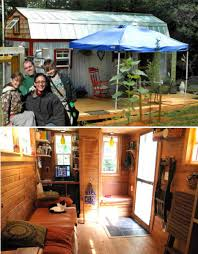 Photo Of Cheap Houses Ideas by Cheap Eco Homes Salvaged Tiny House Debby Seabrook