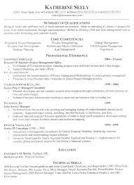 C Level Resumes
