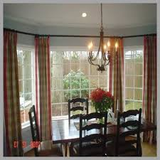 Kitchen Dining Room Curtain Ideas Best Furniture Bay Window