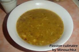cuisine marocaine harira la harira culinaire by minouchka