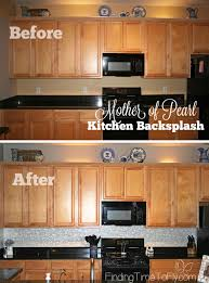 Tile Adhesive Mat Vs Thinset by How To Tile A Backsplash Using Simple Mat Finding Time To Fly