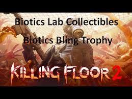 Killing Floor Patriarch Trophy by Biotics Bling Trophy Guide Killing Floor 2 Biotics Lab 10