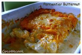 cuisiner le butternut recette parmentier butternut automnal 750g
