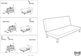 Kebo Futon Sofa Bed Assembly by Exarby Sofa Bed Manual Revistapacheco Com