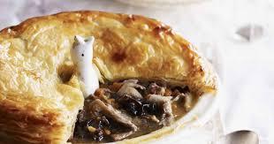 cuisine pigeon of thrones faux pigeon pie recipe hungryforever food