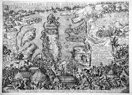 the great siege navigation du savoir malta maps of the great siege 9