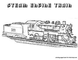 Free Online Train Coloring Books 46 In Pages Disney With