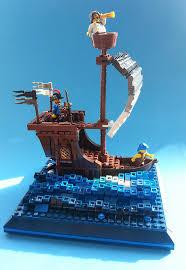 Lego Ship Sinking 3 by Flying Dutchman For Potc Game Flying Dutchman Lego And Gaming