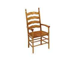 Amish-Made Country Shaker Chairs   HomeSquare Furniture
