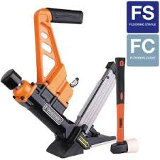 Bostitch Floor Stapler Problems by Husky Pneumatic 16 Gauge Flooring Nailer Stapler Hdufl50 The