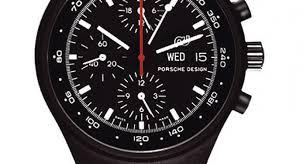 40 years of watches by Porsche Design