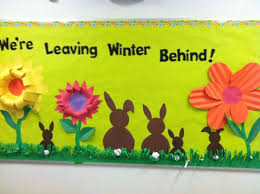 Best 25 Spring Bulletin Boards Ideas On Pinterest