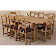 20 Dining Room Tables Seattle Solid Oak 180 Cm 210 Extending Table U0026