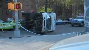 100 Truck Driver News Daily Delivery Truck Driver Killed In Accident In Brooklyn