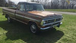 Classic 1972 Ford F-100 Pickup For Sale #4275 - Dyler 1972 Ford F100 Ranger Xlt 390 C6 Classic Wkhorses Pinterest For Sale Classiccarscom Cc920645 F250 Sale Near Cadillac Michigan 49601 Classics On Bronco Custom Built 44 Pickup Truck Real Muscle Beautiful For Forum Truckdomeus Camper Special Stock 6448 Sarasota Autotrader Cc1047149 Information And Photos Momentcar Vintage Pickups Searcy Ar