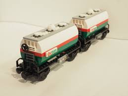 LEGO IDEAS - Product Ideas - Octan Train Tanker Cars