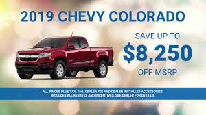100 Truck Accessories Jacksonville Fl 2019 Chevrolet Colorado Save 8250 FL Chevrolet Colorado FL