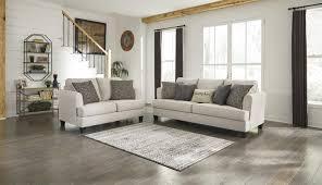 100 2 Sofa Living Room Alcona Beige And Loveseat Set By Ashley Furniture At Sam Levitz Furniture