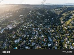 100 Holmby Aerial View Image Photo Free Trial Bigstock