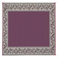 polypropylene patio mat 9 x 12 patio mat polypropylene classical design 9 x 12 burgundy