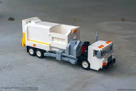 100 First Gear Garbage Truck Lego Models Thrash N Trash Productions