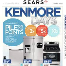 Sears Canada Kitchen Faucets by Sears Weekly Flyer Kenmore Days Jun 8 U2013 14 Redflagdeals Com