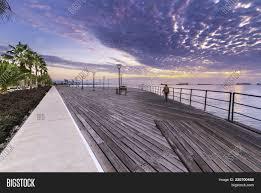 100 Molos Promenade Image Photo Free Trial Bigstock