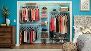 how to design a closet