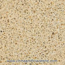 Yellow Terrazzo Tiles With G682 Granite Chips EP230 Slabstiles