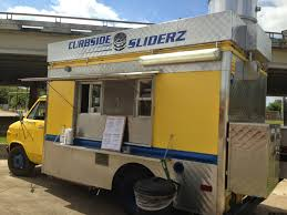 100 Food Trucks Houston Curbside Sliderz Truck TX