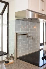 Light Blue Ceramic Subway Tile by Kitchen Backsplash Superb Small Subway Tile Kitchen White Glass