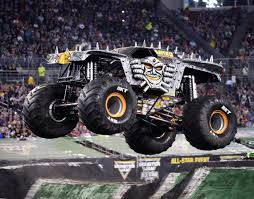 100 Monster Truck Orlando FL Jan 19 Camping World Stadium Jam