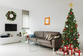 Slimline Christmas Trees Artificial by Premium Artificial Colorado Pine Christmas Tree Singapore