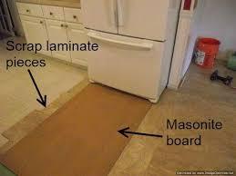 Laying Stone Tile Over Linoleum by Installing Laminate Tile Over Ceramic Tile Diy Laminate Floors