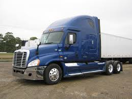 USED 2015 FREIGHTLINER CASCADIA TANDEM AXLE SLEEPER FOR SALE IN TX #1081