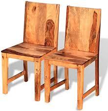 senluowx stühle esszimmer aus massivem sheesham holz 2